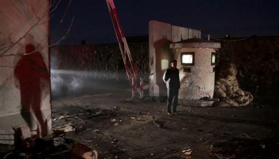 doble atentado, Kabul