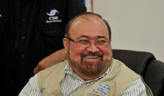 Roberto Rivas, CSE, Proceso Electoral, Nicaragua, elecciones municipales, nicaragua