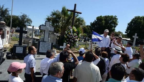 39 aniversario del asesinato de PJCH