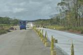 Carretera a Bluefields con concreto hidráulico