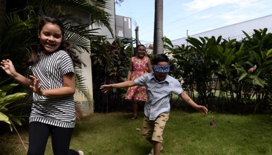Juegos de infancia nicaragüense