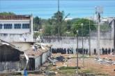 Treinta muertos en motín en cárcel brasileña