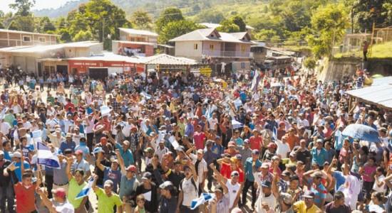Organizaciones advierten a Almagro que no basta con medidas superficiales
