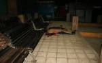 Médicos forenses determinaron que el cuerpo presentaba múltiples heridas en el rostro, ya que fue víctima de agresión con machete presuntamente por Manfred Pérez Arauz. LAPRENSA/José Garth Medina