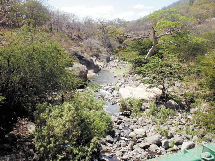 San José de Cusmapa sin agua por despale - La Prensa - La Prensa (Nicaragua)