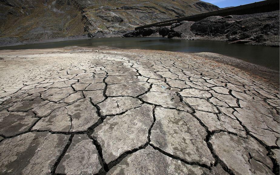 Bolivia, sequía